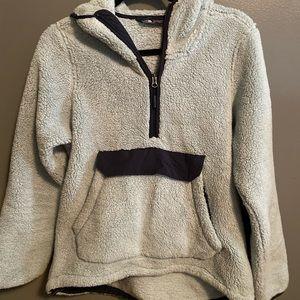 NorthFace Soft Sweatshirt